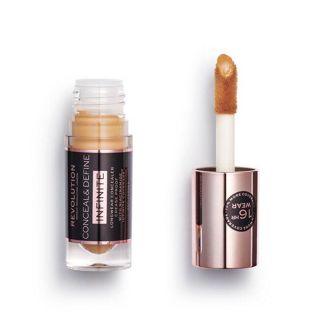 Makeup Revolution Conceal & Define Infinite Longwear Concealer (5ml) C11.2