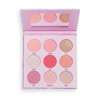 Makeup Obsession Stun Eyeshadow Palette