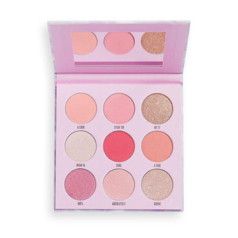 Makeup Obsession Stun Eyeshadow Palette