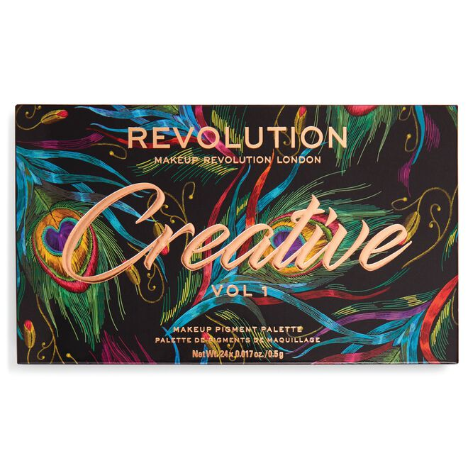 Creative Vol 1 Palette