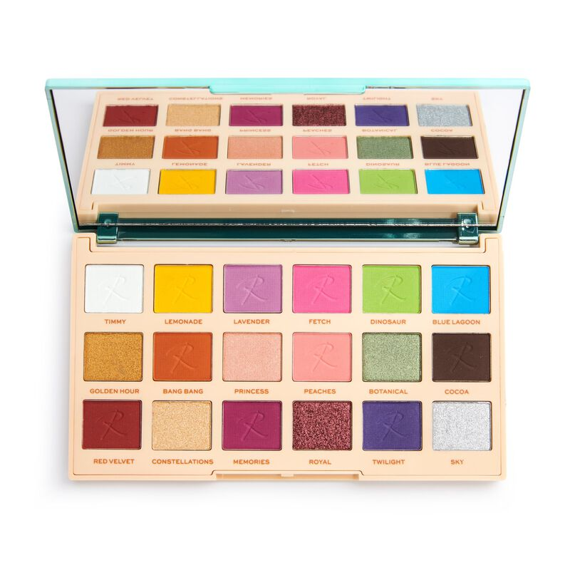 Revolution X Roxxsaurus Colour Burst Shadow Palette