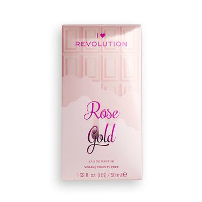 I Heart Revolution Rose Gold Eau De Parfum
