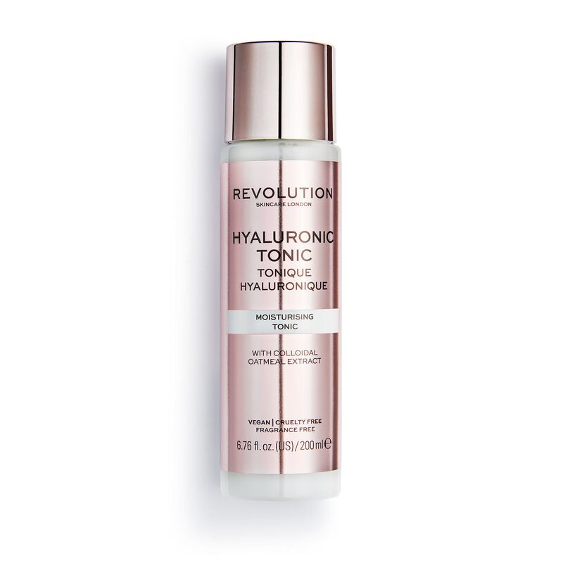 Revolution Skincare Revolution Skincare Hyaluronic Tonic
