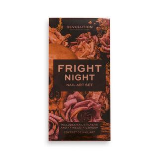 Makeup Revolution Fright Night Nail Polish Art Set