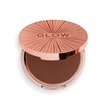 Makeup Revolution Glow Splendour Bronzer Deep