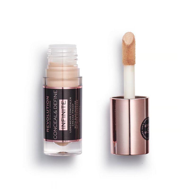 Makeup Revolution Conceal & Define Infinite Longwear Concealer (5ml) C7