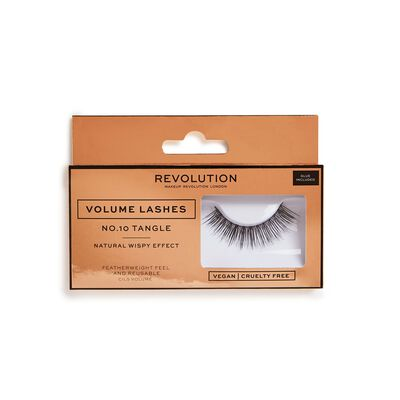 No.10 Tangle - Volume Lashes
