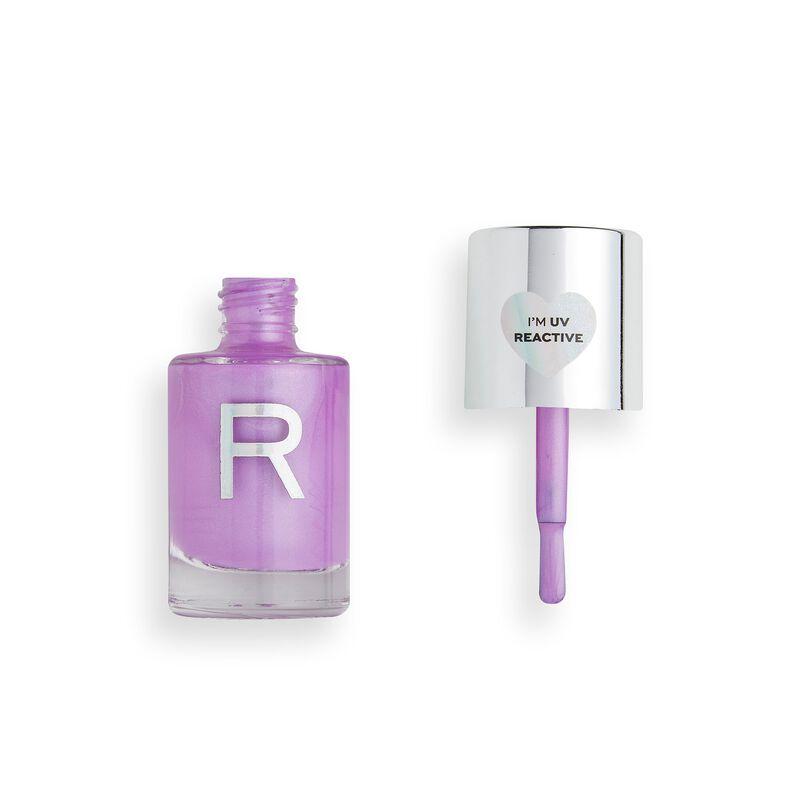 Makeup Revolution Neon Glow Nail Polish Purple Soul