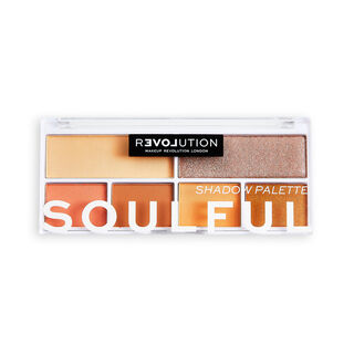 Relove by Revolution Colour Play Soulful Eyeshadow Palette
