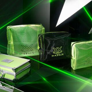 The Matrix XX Revolution Cosmetic Mesh Bag Set