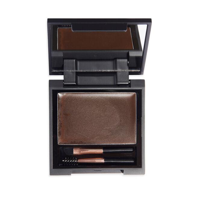 Makeup Revolution Glossy Brow Kit Dark