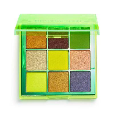Makeup Revolution Viva Neon Eyeshadow Palette Up All Night