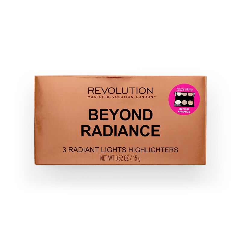 Highlighter Palette - Beyond Radiance