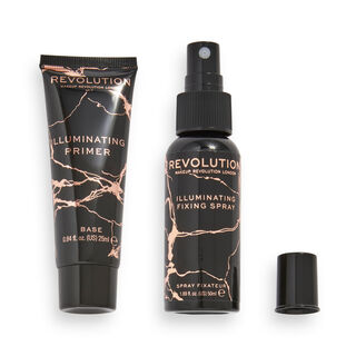 Revolution Illuminating Prime & Fix Duo Gift Set