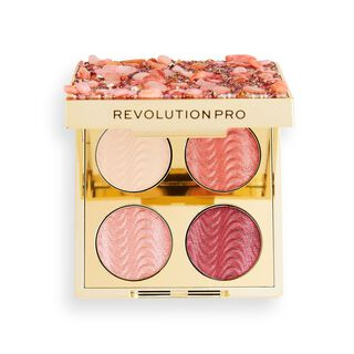Revolution Pro Quartz Crush Eyeshadow Palette