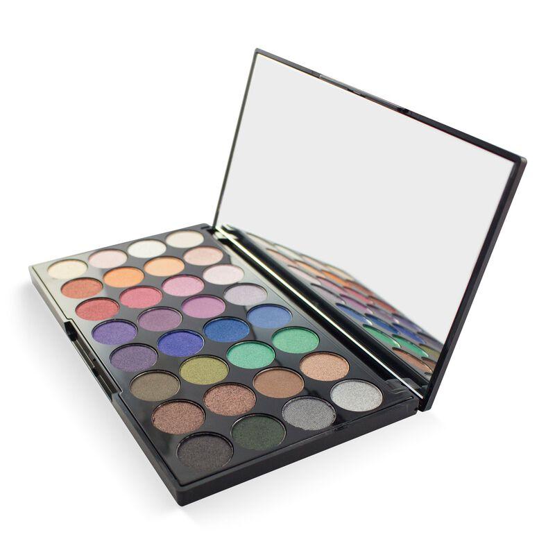 Ultra 32 Shade Eyeshadow Palette Mermaids Forever