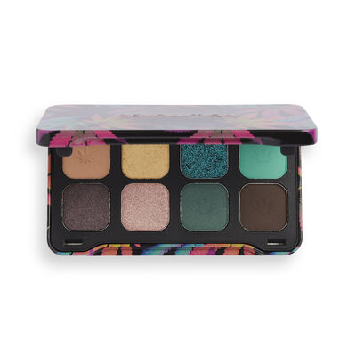 Makeup Revolution Forever Flawless Dynamic Chilled Eyeshadow Palette