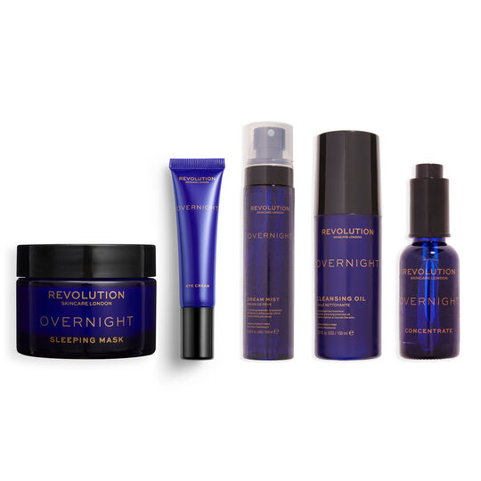 Revolution Skincare Overnight Set