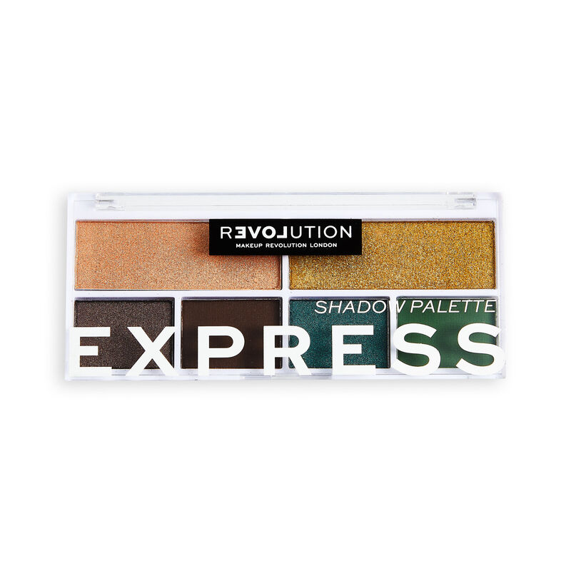 Relove by Revolution Colour Play Express Eyeshadow Palette