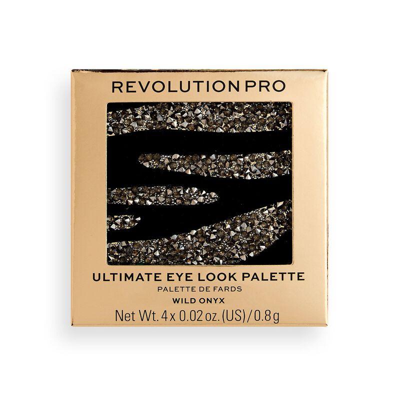 Revolution Pro Wild Onyx Eyeshadow Palette