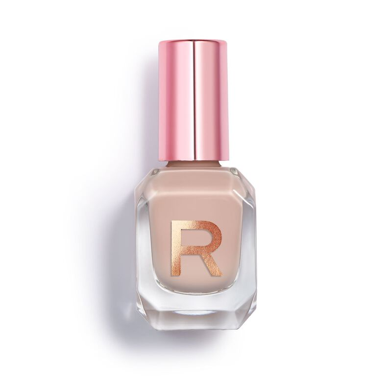 High Gloss Nail Polish Biscuit
