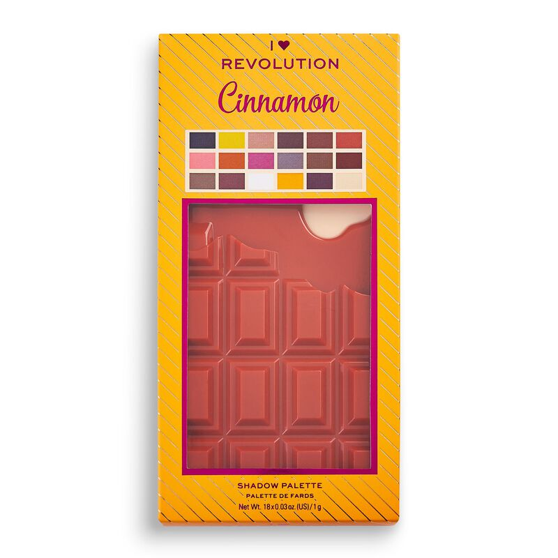 Cinnamon Chocolate Palette