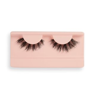 Makeup Revolution 3D Faux Mink Lashes Wispy