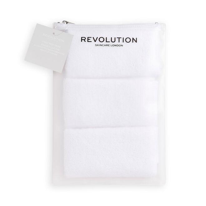 Revolution Skincare Microfibre Face Cloths