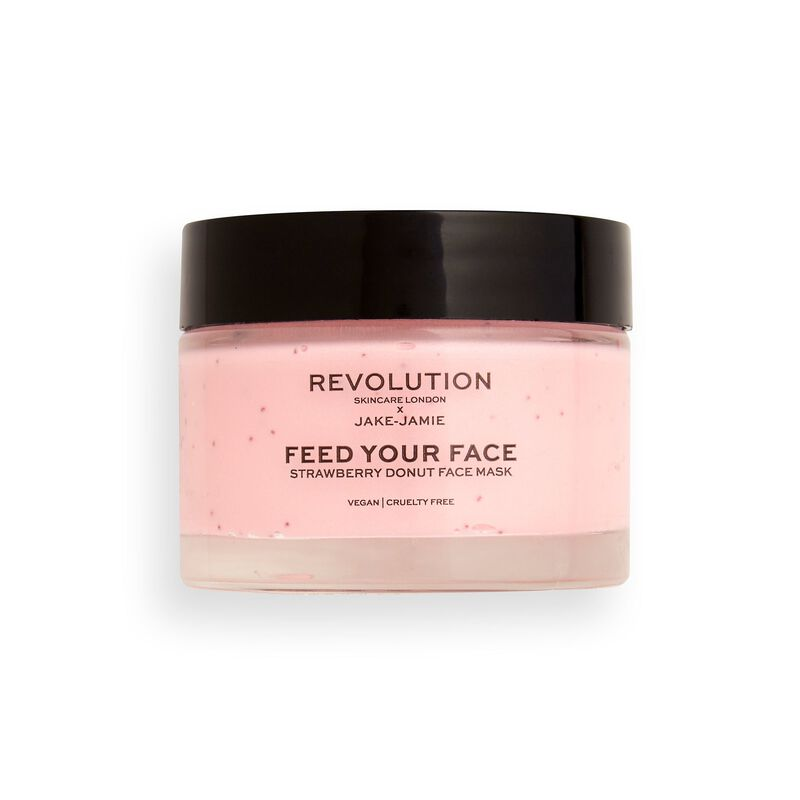 Revolution Skincare x Jake Jamie Strawberry Donut Face Mask