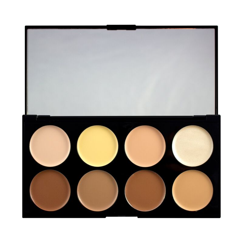 Ultra Cream Contour Palette