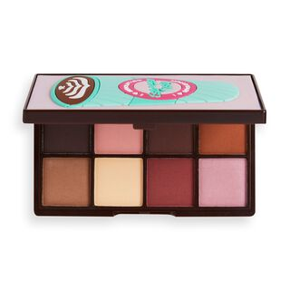 I Heart Revolution Mini Tasty Eyeshadow Palette Espresso