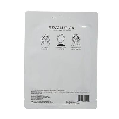 Makeup Revolution X Friends Ross Tea Tree Sheet Mask