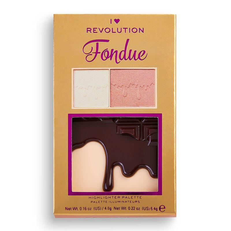 Chocolate Fondue Mini Chocolate Palette