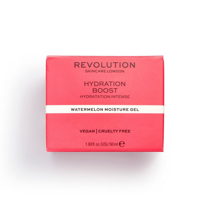 Revolution Skincare Hydration Boost Moisture Gel with Watermelon