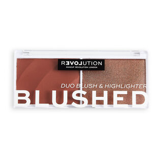 Relove by Revolution Colour Play Blushed Duo Baby