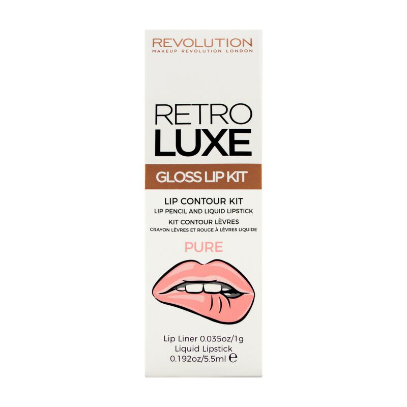Retro Luxe Kits Gloss Pure