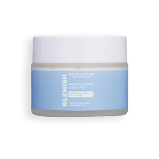 Revolution Skincare Salicylic Acid & Zinc PCA Purifying Water Gel Cream