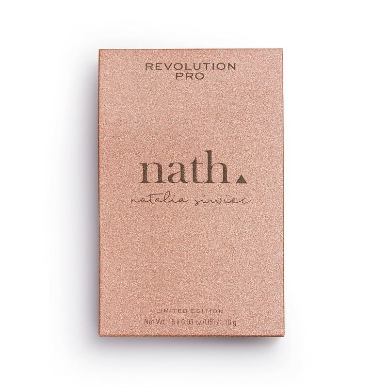 Revolution Pro Nath Neutrals Eyeshadow Palette
