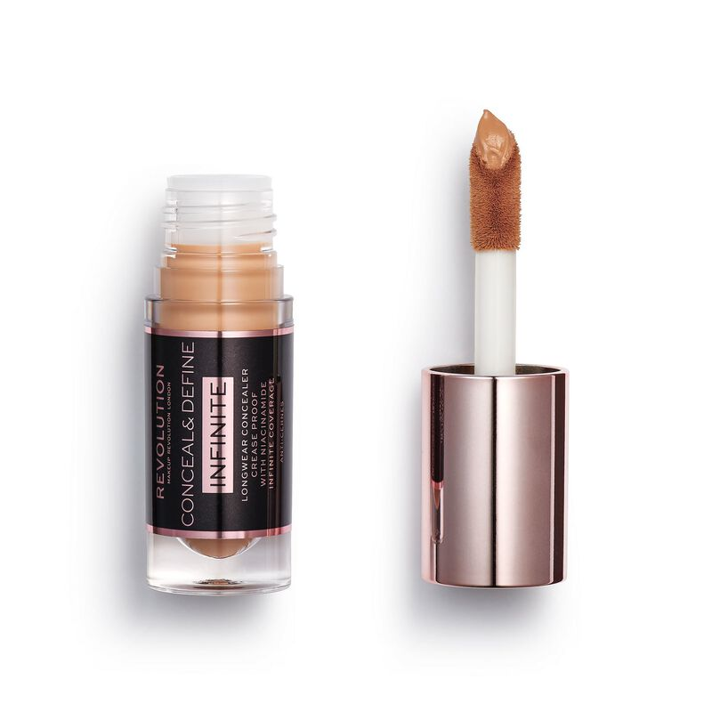 Makeup Revolution Conceal & Define Infinite Longwear Concealer (5ml) C12