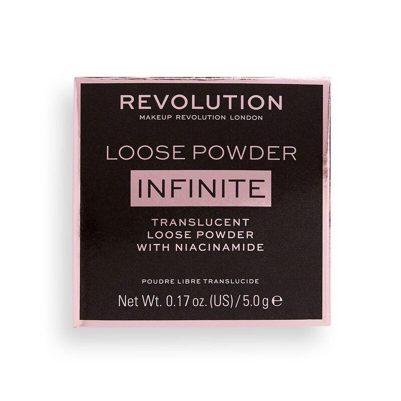 Makeup Revolution Conceal & Define Infinite Universal Loose Setting Powder Translucent