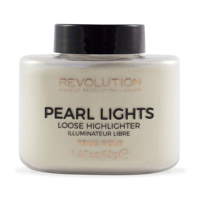 Pearl Lights Loose Highlighter - True Gold
