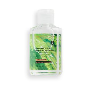 Revolution Skincare Hand Cleansing Gel Lemongrass 60ml