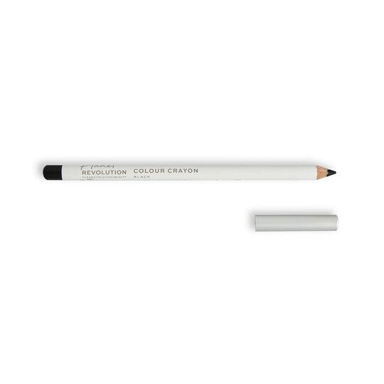 Planet Revolution Multi-Use Colour Crayon Black