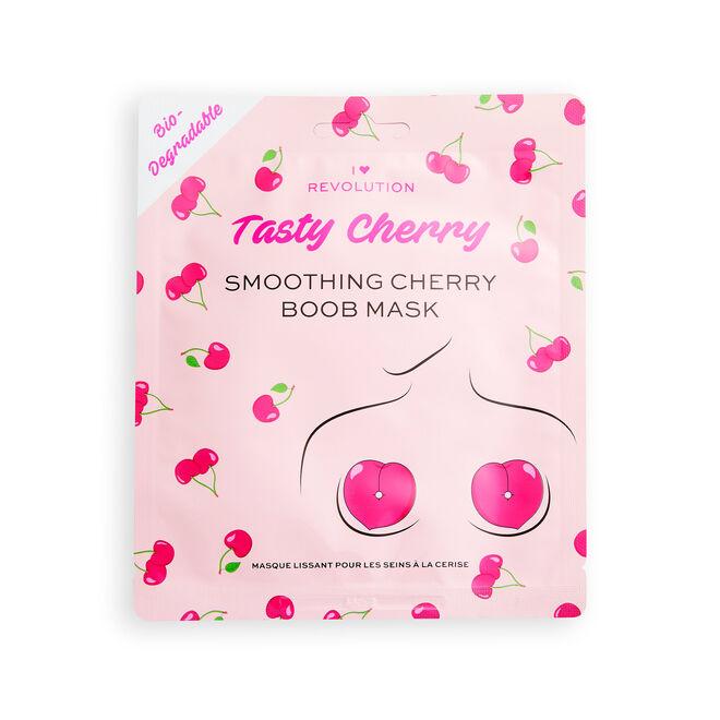 I Heart Revolution Cherry Boob Sheet Mask