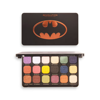 Batman™ X Makeup Revolution This City Needs Me Forever Flawless Eyeshadow Palette