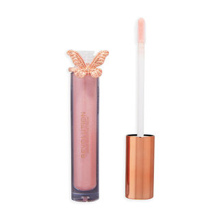 Makeup Revolution Butterfly Lip Gloss Hope