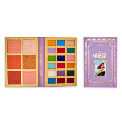 I Heart Revolution Disney Fairytale Books Palette Ariel