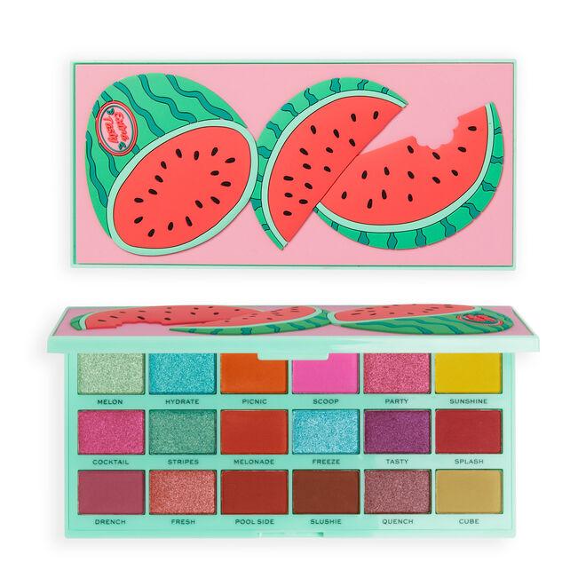 I Heart Revolution Tasty Eyeshadow Palette Watermelon