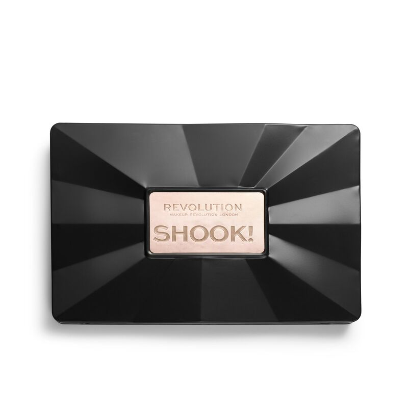 Makeup Revolution Shook Shadow Palette