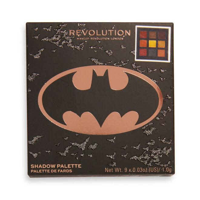 Batman™ X Makeup Revolution I Am The Batman Eyeshadow Palette
